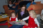 Reading with Aunt Brittany