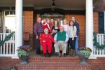 Christmas with the Schwartz's in Greenville