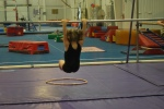 Madilyn's gymnastics time