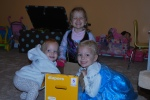 Box full of candy