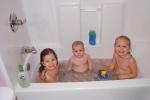 Full tub!