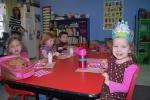 Bday party at preschool