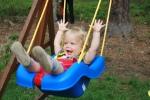 Loves the swing