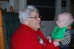 Granny Schwartz and Gideon