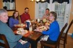 Family--Brittany, Kevin, Leo, Karon, and David