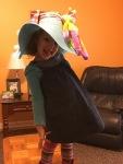 Crazy hat day at preschool