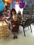 Ms. Patty's birthday at preschool
