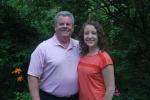Dad-daughter date night!
