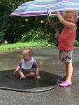 Sunny-Rainy day play